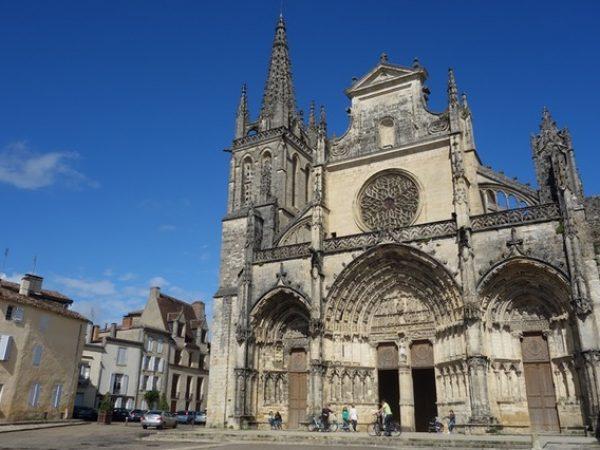 Cathédrale Bazas - ph. Elodie F (4)